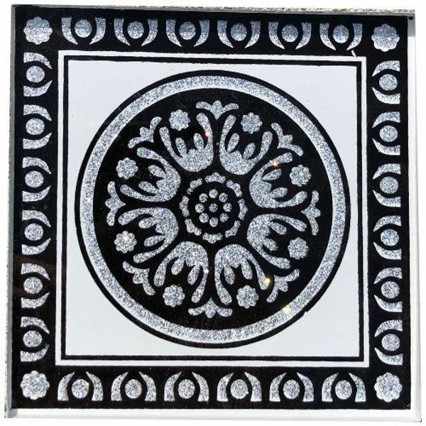 Снимка на 10/10 Стъклен фриз GLASS BLACK-WHITE