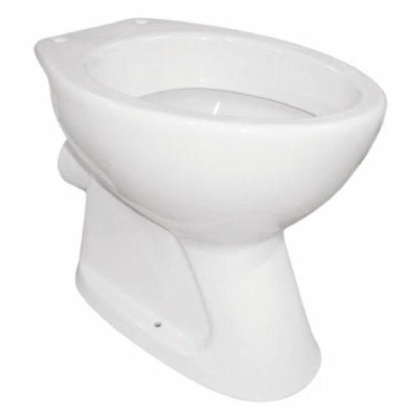 Снимка на Тоалетна чиния CLASSICA 356 с хоризонтално оттичане за стенно казанче