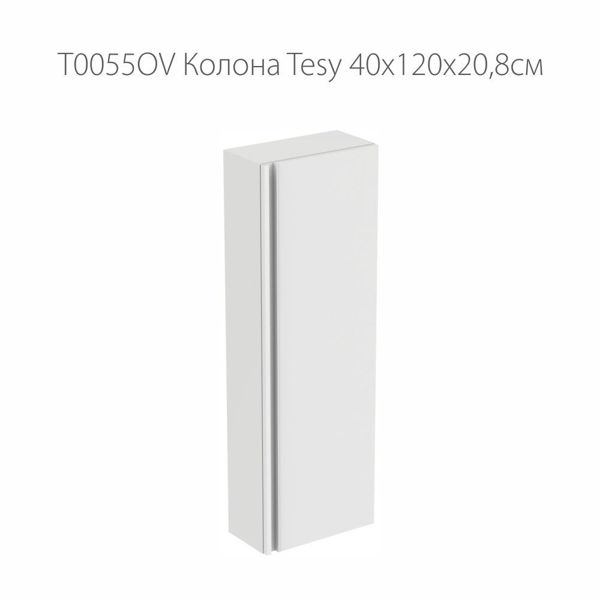 Снимка на T0055OV Колона Tesy 40/120/20.8 см
