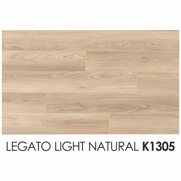 Снимка на Ламиниран паркет 8мм АС4 Cadenza LEGATO LIGHT NATURAL K1305